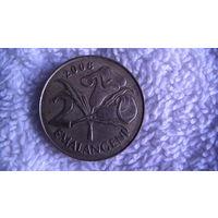 Свазиленд 2эмалангени 2008г. распродажа