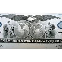 PAN AMERICAN WORLD AIRWAYS, 1971 год