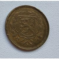Финляндия 5 марок, 1948 3-2-8