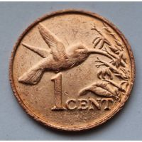 Тринидад и Тобаго, 1 цент 2002 г.