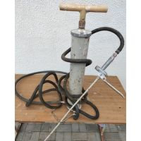 Опрыскиватель садовый или распылитель для стройки