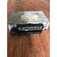 Старое авто радио Blauplunkt
