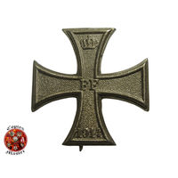 """Мекленбург-Шверин. Крест """"За военные заслуги"""" I класс (1914) (КОПИЯ)"""