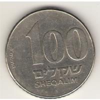 100 шекелей 1982 г.