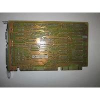 Мультикарта контроллер ISA с портами фирмы Acer