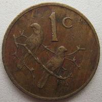 ЮАР 1 цент 1980 г. (d)