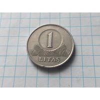Литва 1 лит, 2002