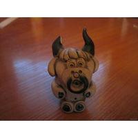 Глиняный бык