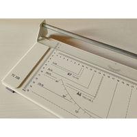 Роликовый резак Cyklos TC 330 для фото, визиток, буклетов