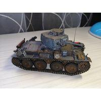 Стендовая модель танка Pz.Kpfw.38 (t) ПРАГА 1:35