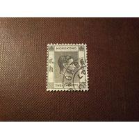 Британский Гонконг 1946/48 гг.Король Герг VI.