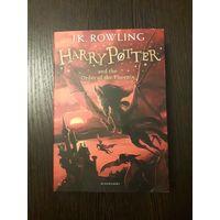 Гарри Поттер и орден феникса на английском