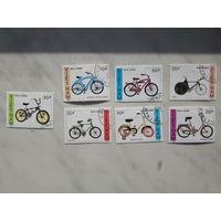 Марки Вьетнам велосипеды набор
