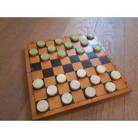 Советские шашки