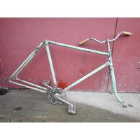 Рама велосипеда ММВЗ В-138 1972 года