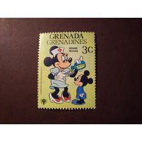 Гренада 1979 г.  Дисней - Международный год ребенка.