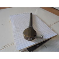 Латунная ретро - чертилка