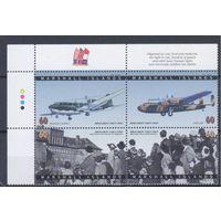 [578] Маршаллы 1998.Авиация.Самолеты.
