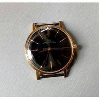 """Часы наручные мужские """"Луч"""",позолота 20 мкм, 23 камня,СССР."""