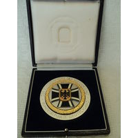 Медаль настольная BUNDESREPUBLIK DFUTSCHLAND