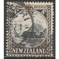 Новая Зеландия. Пик Митре. 1935г. Mi#195.