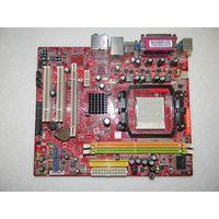 Материнская плата AMD Socket AM2 MSI K9N6SGM-V (906916)