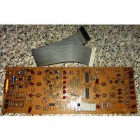 Модуль (плата индикации) Electrolux EE169