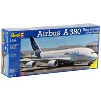 Сборная модель в маштабе 1:144 04218 Revell  Самолет Airbus A 380 Design New livery