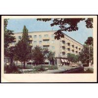 1966 год Брест Жилой дом